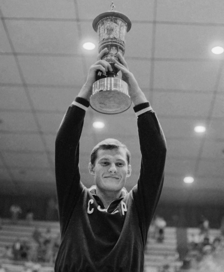 Паулаускас был капитаном сборной СССР в 1969-1974 годах, то есть лицом команды