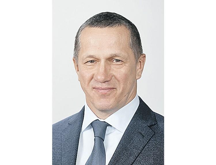 Полномочный представитель Президента России в ДФО Юрий Трутнев.