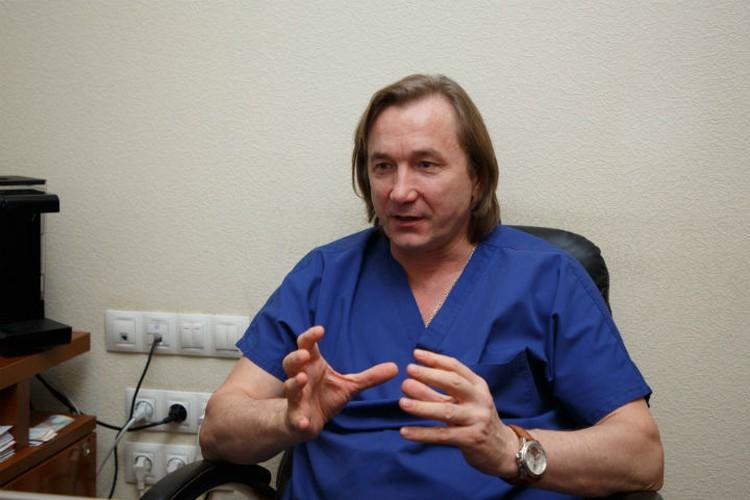Евгений Левченко - автор 133 научных работ и 12 патентов