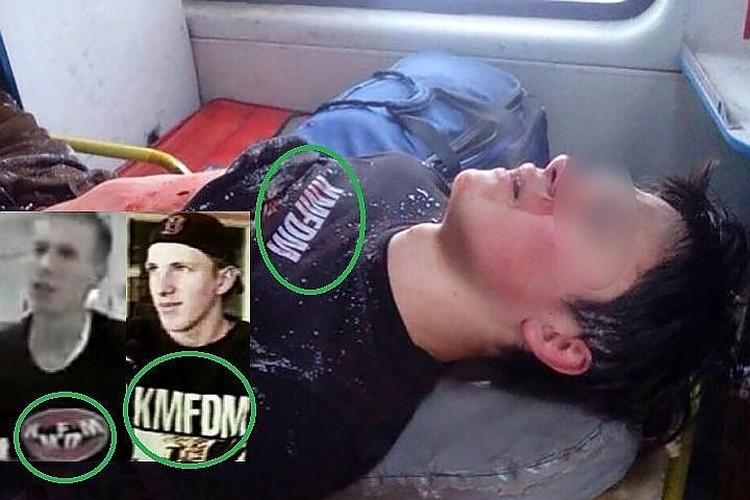 Главный подозреваемый напал на школу в футболке убийц из «Колумбайна»