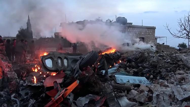 Ответственность за атаку на российский самолет взяла террористическая группировка Фронт-аль-Нусра