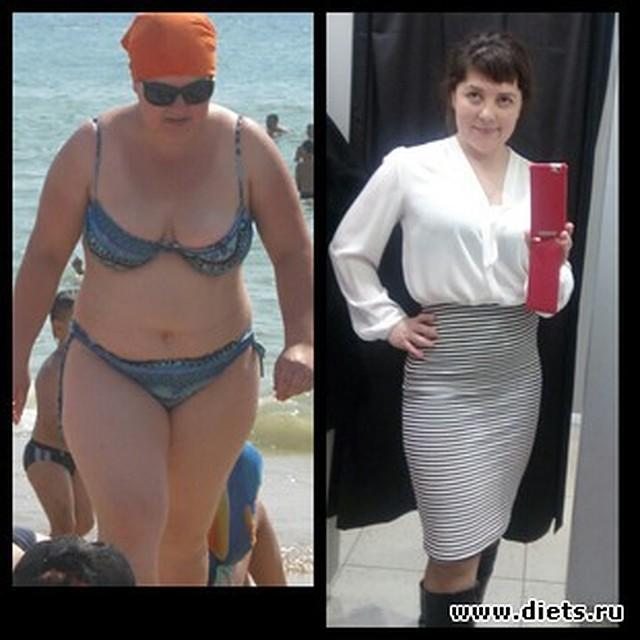 похудение фото до и после отзывы туристов