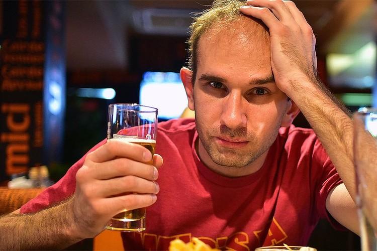 Пиво тоже может навредить