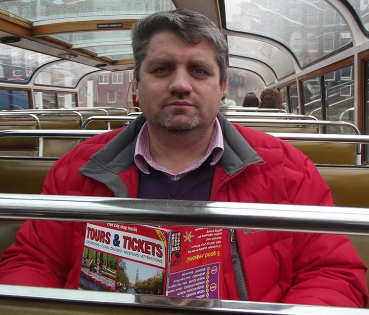 Олег Курепов работал в строительном бизнесе