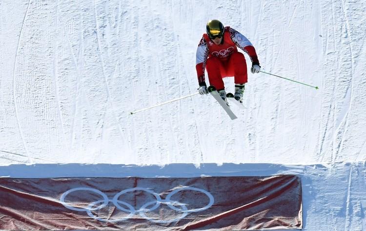 Сергей Ридзик завершает выступления на Олимпиаде.