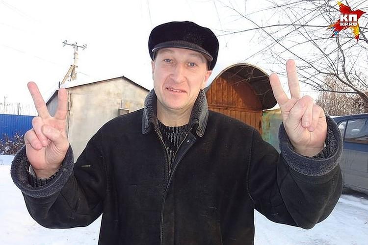 """""""Грабитель века"""" Александр Шурман вышел из колонии прошлой зимой"""