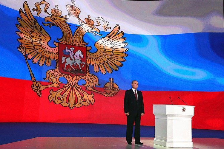 Путин на весь мир рассказал то, что до утра этого дня было напрочь закрыто грифом «совершенно секретно»