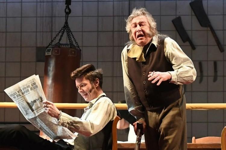 Актера часто обвиняют в пьянстве. ФОТО: кадр с видео
