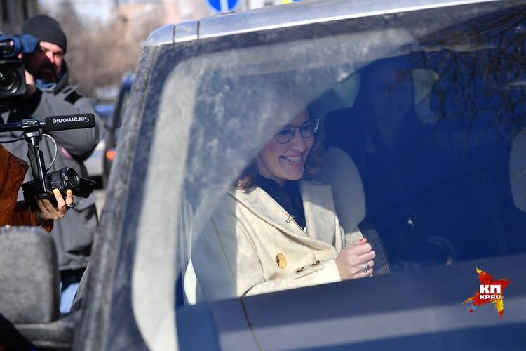 После голосования Ксения Анатольевна собиралась отправиться фиксировать злостные нарушения