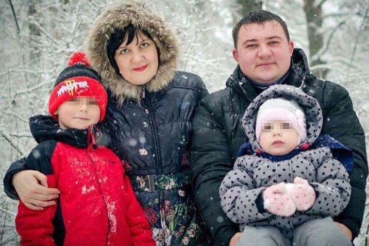 Мама Олеся, папа Евгений и дочка Ксения погибли в «Зимней вишне», остался только Сережа