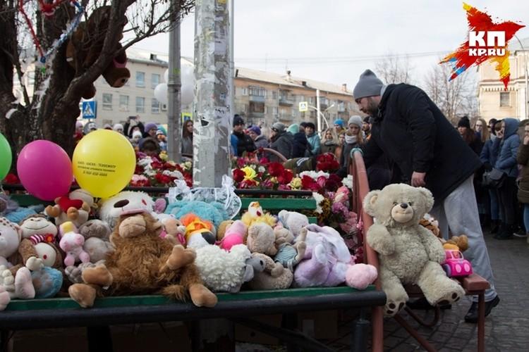 31 марта в Кемерове пройдет литургия по погибшим
