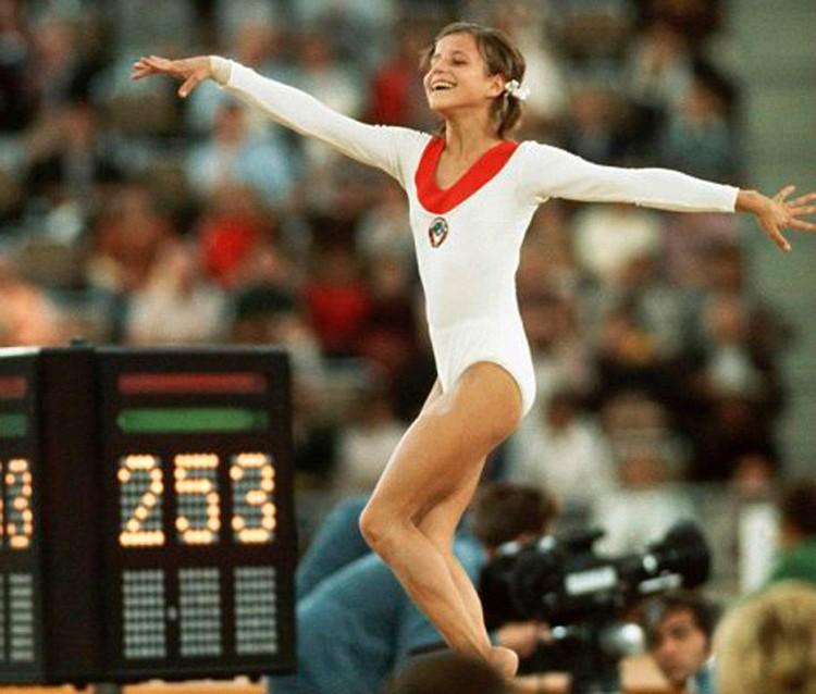 Один из сложных элементов гимнастики назвали в ее честь - «Петля Корбут». Фото: facebook.com/olga.korbut.9