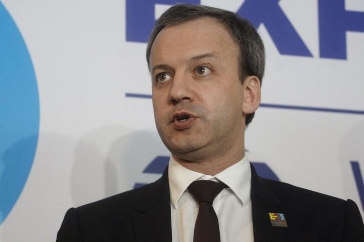 Вице-премьер пообещал, что выставку обеспечат всем необходимым, включая финансирование