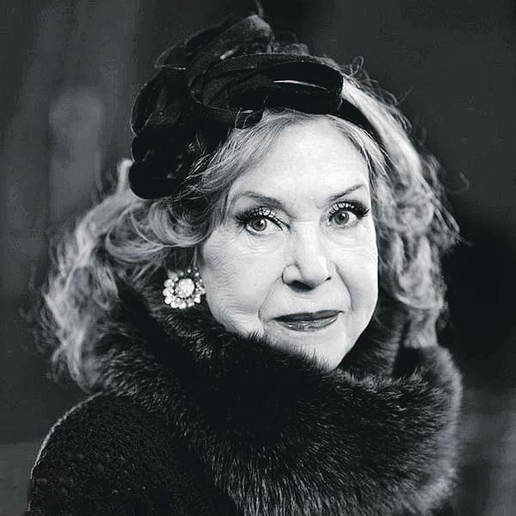 Инна Макарова - 91 лет. Фото: Аслан Ахмадов