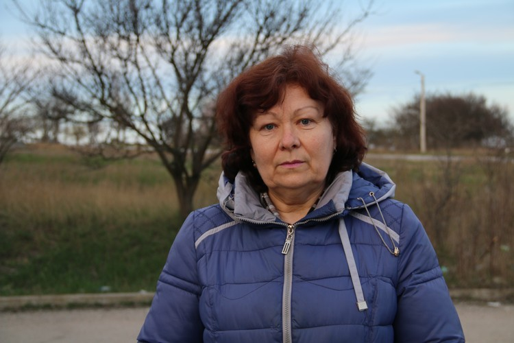 Надежда Таранец вздрагивает от любого звонка, ожидая новостей от мужа