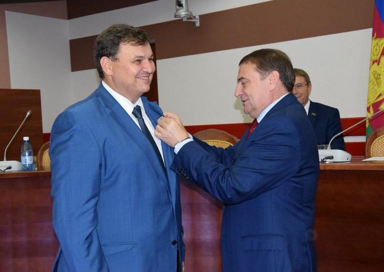 Владимир Пермяков возглавлял департамент имущественных отношений Сочи. Фото: администрация города