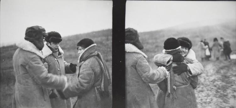"""Татьяна Логинова говорит, что во время съемок """"Дикой охоты короля Стаха"""" они с Валерием Рубинчиком сначала могли повздорить, но быстро мирились. Фото: архив Татьяны Логиновой"""