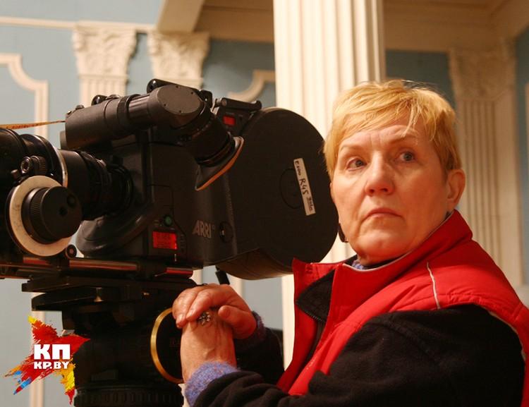 В последние годы Татьяна Дмитриевна много снимает документальное кино. Фото: личный архив Татьяны Логиновой
