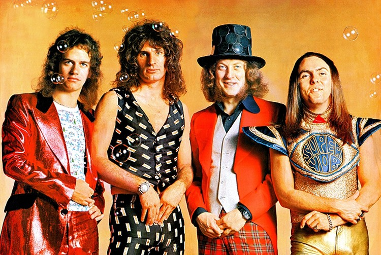 По нынешним временам Slade выглядят просто душками, а на советском БТ, чтобы выпустить их в эфир, требовался обличающий текст-сопроводиловка.