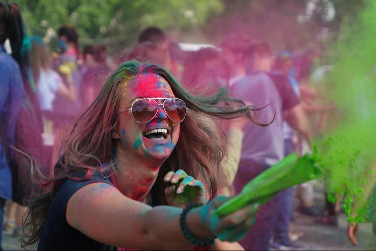 В Краснодаре фестиваль уже стал традиционным и собирает много народу