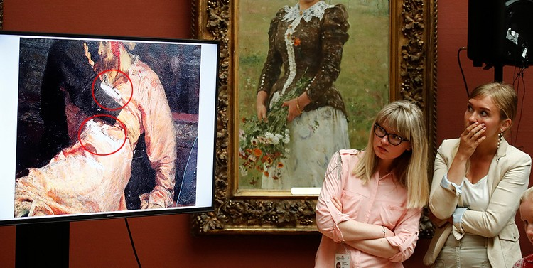 Реставрация картины обойдётся в пять миллионов рублей.
