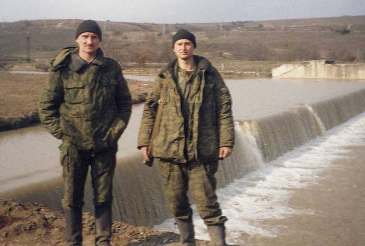 Аркадий Бабченко участвовал в конфликте в Чечне