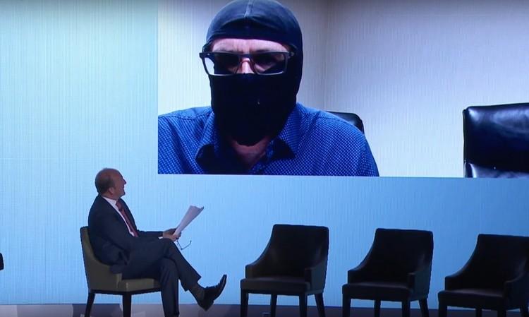 Подискутировать с Григорием Родченковым у ведущего конференции не вышло.