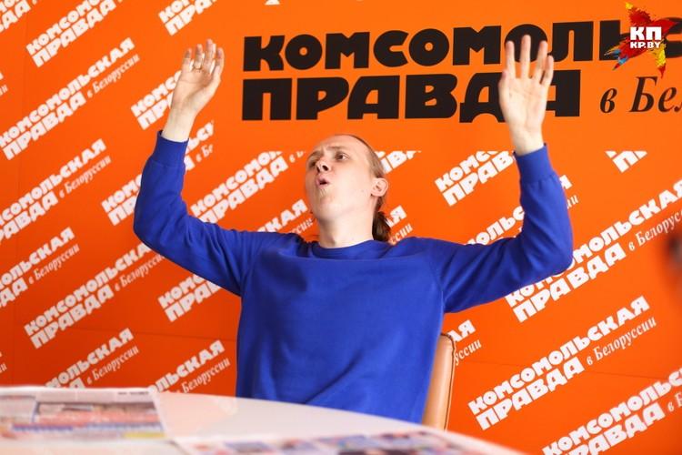 Сергей уверен: в мире слишком много интересного, чтобы это игнорировать!