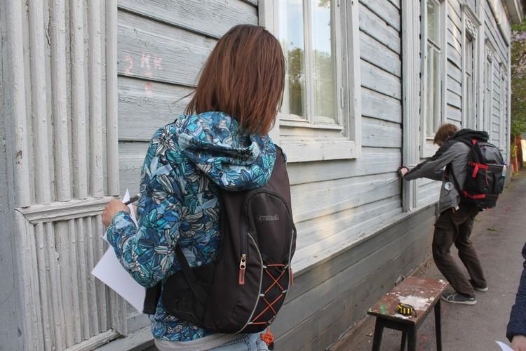 Больше всего деревянных домов - в центре Уфы. Фото: Кристина Абрамичева