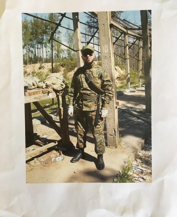 Этот снимок нам передали петербургские бандиты. Переснято: Андрей Горбунов
