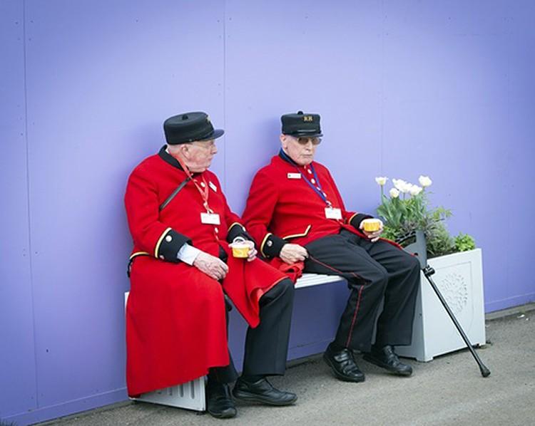 Завершают рейтинг как ни странно, пенсионеры Великобритании