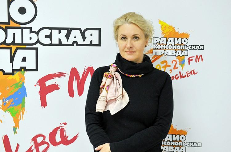 Доктор политических наук, профессор МГИМО Елена Пономарева