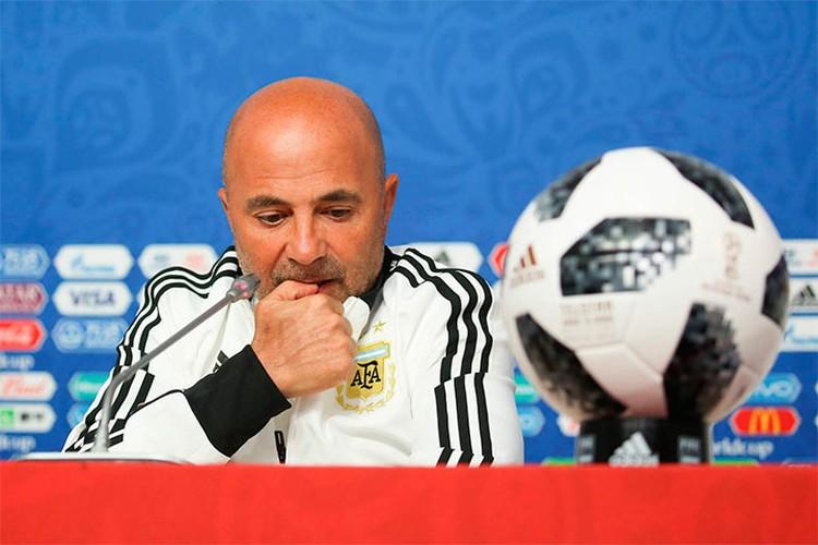 """Встречу Аргентины с Нигерией 26 июня можно назвать """"матчем смерти"""" для команды Сампаоли."""