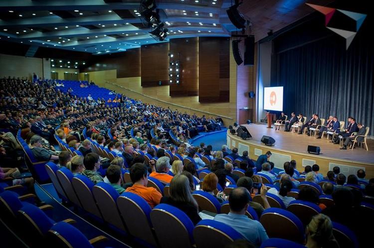 В Доме Правительства Московской области прошел I Всероссийский форум поисково-спасательных отрядов.