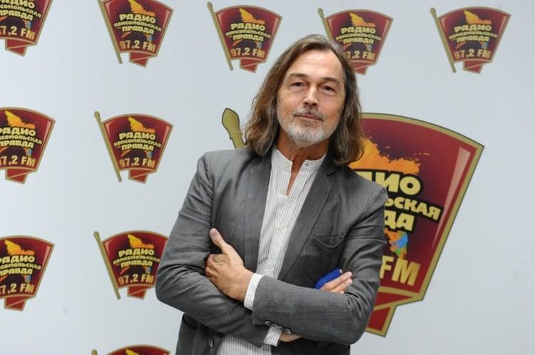 Член жюри конкурса, художник Никас Сафронов.