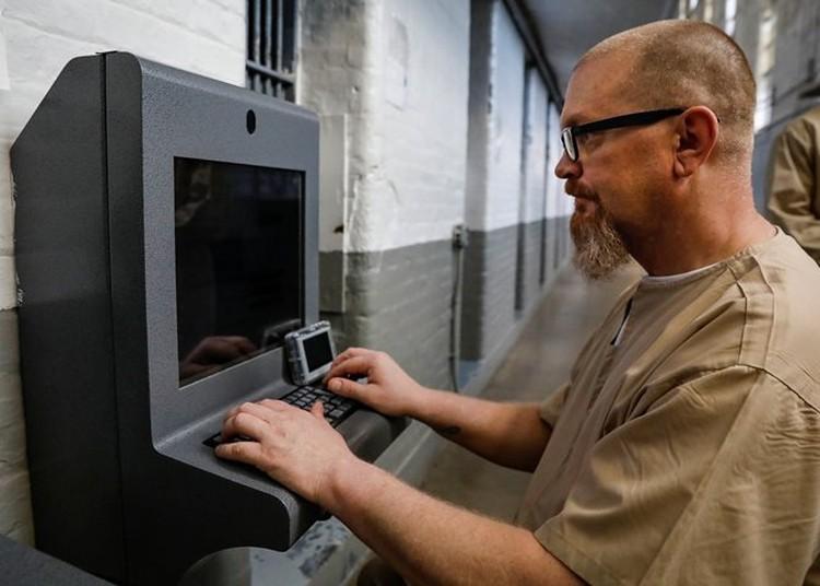 В ограблении участвовали 364 человека, отбывающих наказание в этой тюрьме