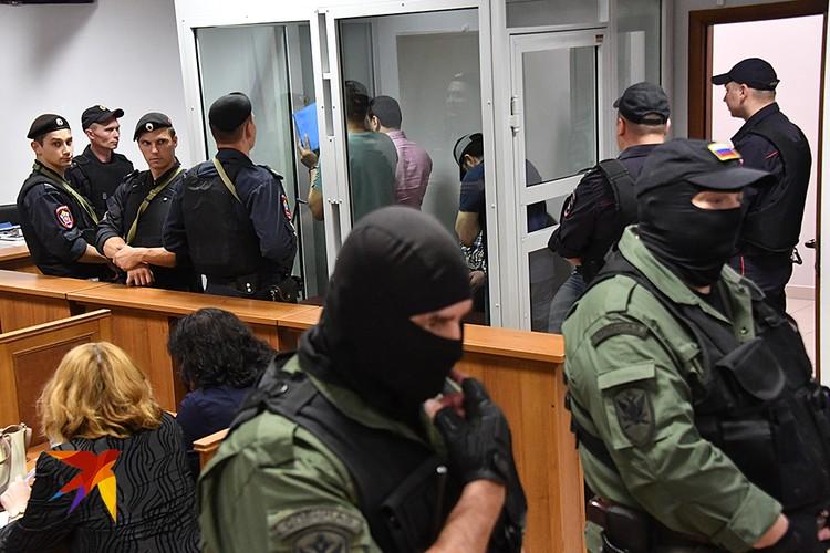 Остатки зловещей «банды ГТА» отправляются в тюрьмы и колонии