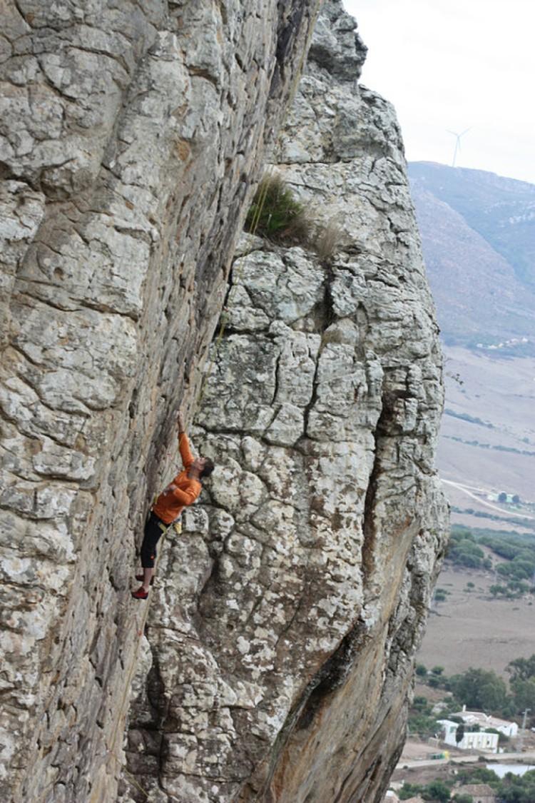 Сергей Матвеев с детства увлекается альпинизмом