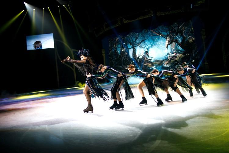 Над шоу Татьяна Навка работала больше года. Фото: navka.show