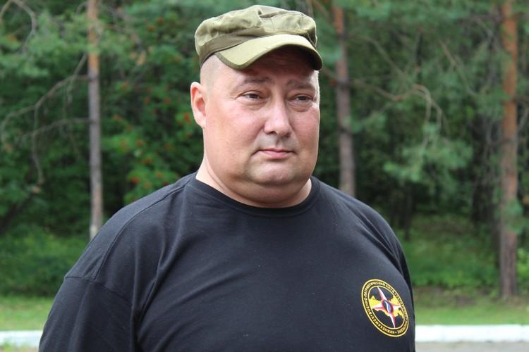 Алексей Сабакеев