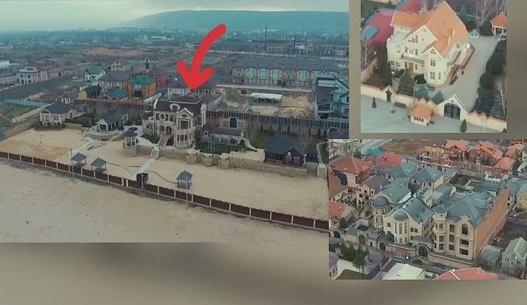 Те самые дворцы. Скрин-фото: видео из соцсетей