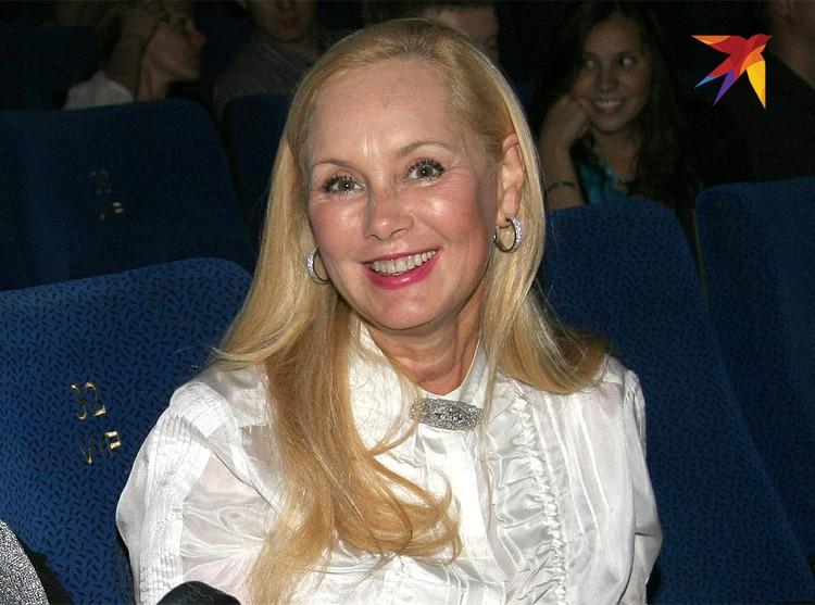 Нелли Кобзон.