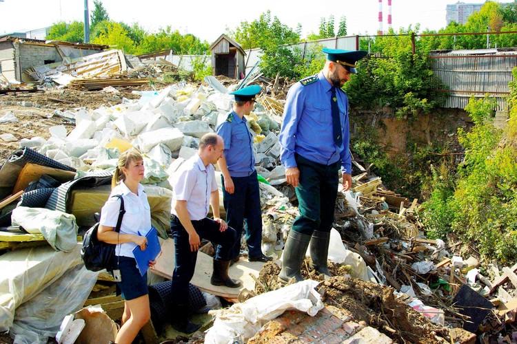 Фото: пресс-служба Департамента Росприроднадзора в ПФО