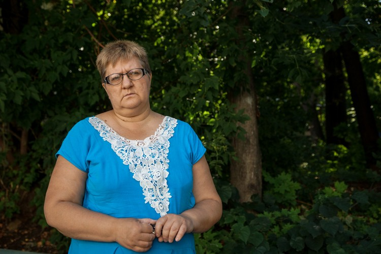 Лариса намерена бороться за то, чтобы тех, кто способствовал гибели ее дочери, нашли и наказали