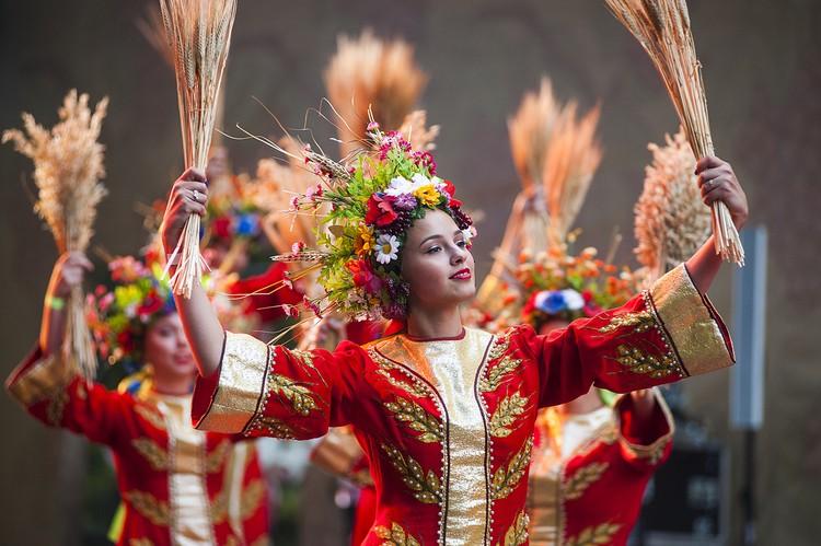 Перед зрителями выступили творческие коллективы Тимирязевки. Фото: timacad.ru.