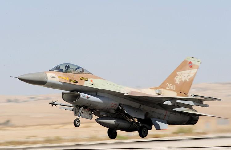 Изральским F-16 не придется уже «вольготно разгуливать» в сирийском небе