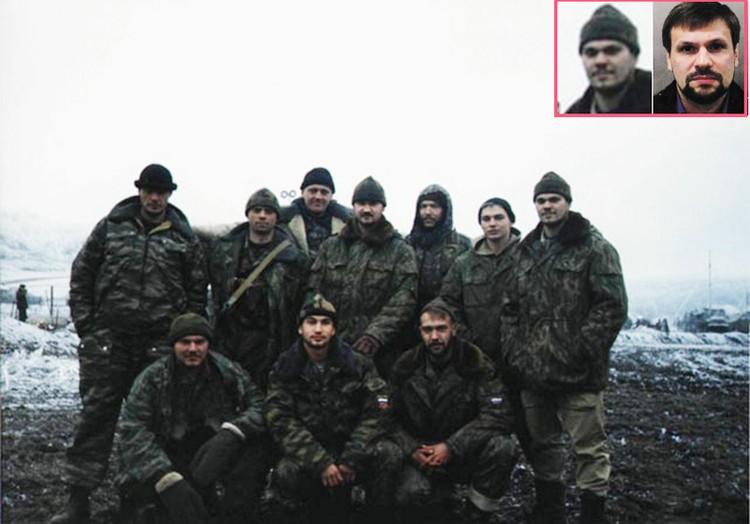 Версия расследователей: После окончания учебы Чепига оказывается в составе 14-й бригады спецназа ГРУ