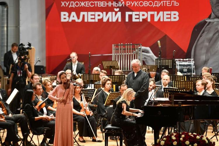 В столице Северной Осетии состоялся большой концерт