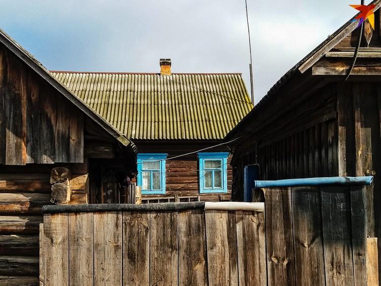 Деревня Оздамичи в Полесской глубинке сейчас выглядит почти так же, какой ее помнят старожилы десятилетия назад.