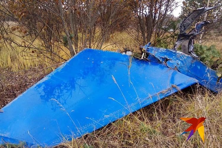 В Московской области разбился истребитель МиГ-29, принадлежащий Летно-исследовательскому институту имени Громова